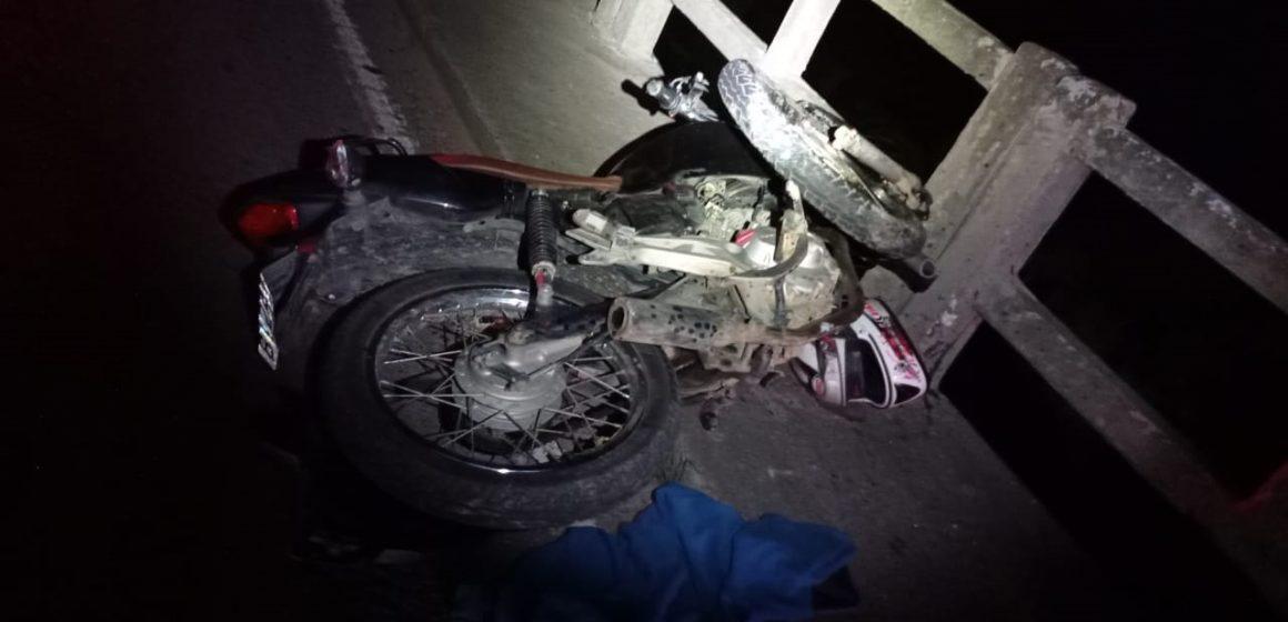 Motociclista morre após bater em ponte na BR-470, em Ibirama