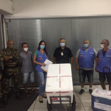 Municípios do Alto Vale realizam sábado de imunização contra a Covid-19