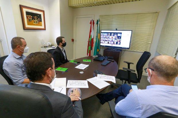 Governo do Estado anuncia prorrogação de medidas sanitárias contra a Covid-19
