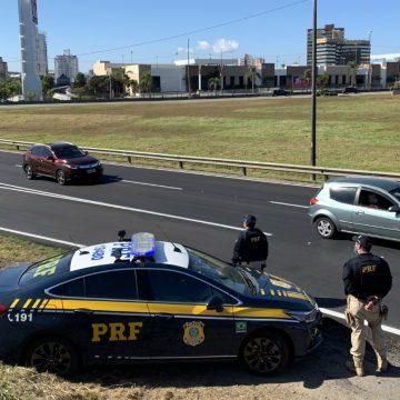 Polícias rodoviárias iniciam operação de reforço na fiscalização no feriado de Páscoa