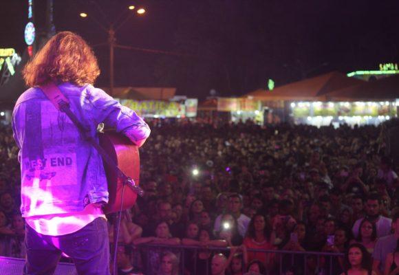 Amanda FM realiza Mega Show para comemorar 90 anos de Rio do Sul