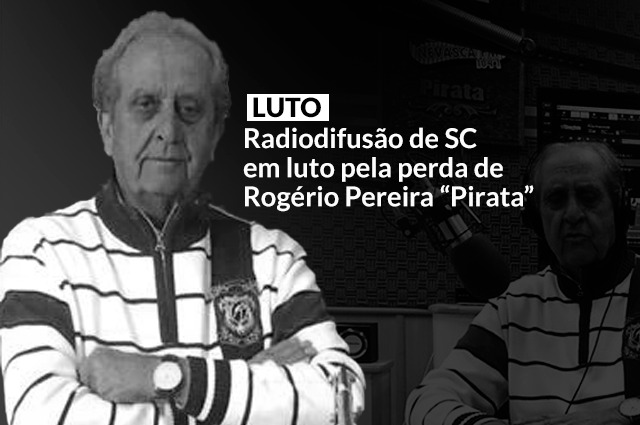 Radiodifusão de Santa Catarina perde liderança carismática