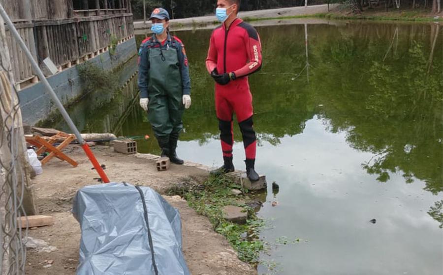 Homem de 62 anos é encontrado morto em lago, no município de Agrolândia