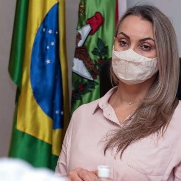 Governadora deve visitar Rio do Sul nesta quarta-feira para conhecer demandas da região