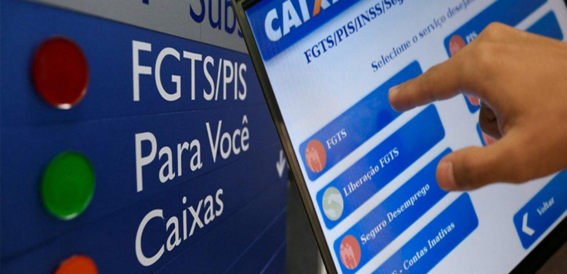 Para solicitar saque do FGTS, moradores de Rio do Sul, Ibirama e Presidente Getúlio devem encaminhar documentação via aplicativo
