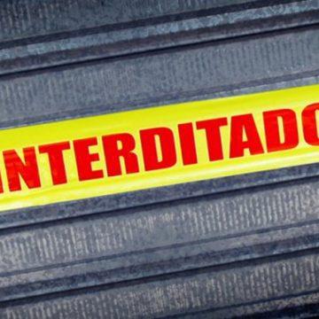 Bar é interditado no bairro Bela Aliança em Rio do Sul