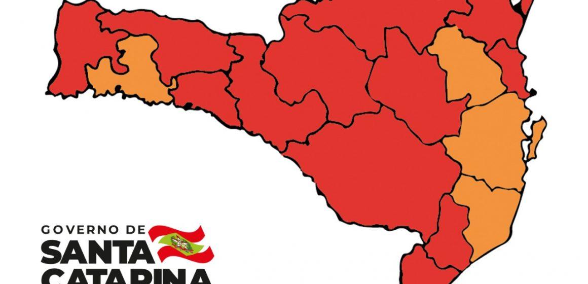 Secretaria de Estado da Saúde  aponta que houve melhoria de classificação em quatro das 16 regiões avaliadas