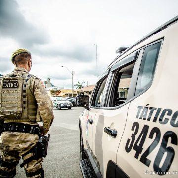 13º Batalhão de PM de Rio do Sul já realizou 75 mil fiscalizações desde o início da pandemia