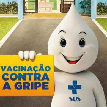 Dia D de vacinação contra gripe, em Rio do Sul, ocorre no dia 05 de maio
