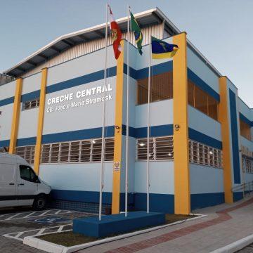 Creche Central é inaugurada em Rio do Sul
