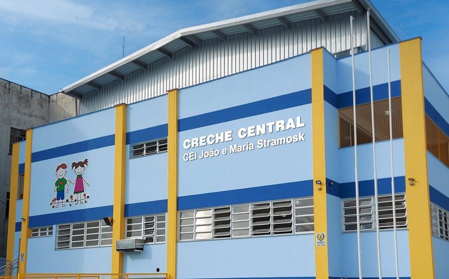 Creche Central inicia atendimentos, em Rio do Sul