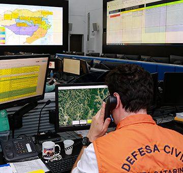 Fiesc aponta que o Alto Vale tem 20 milhões em obras, para prevenção de enchentes, paradas na Defesa Civil