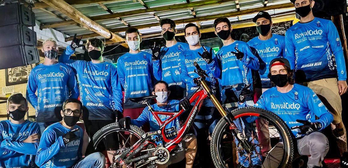Pela primeira vez na história, Rio do Sul terá uma equipe completa de downhill