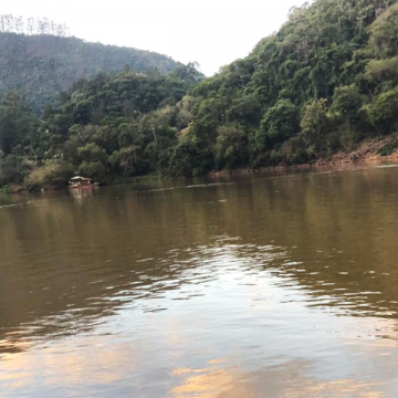 Corpo de idoso é encontrado no Rio Itajaí Açú, em Ibirama