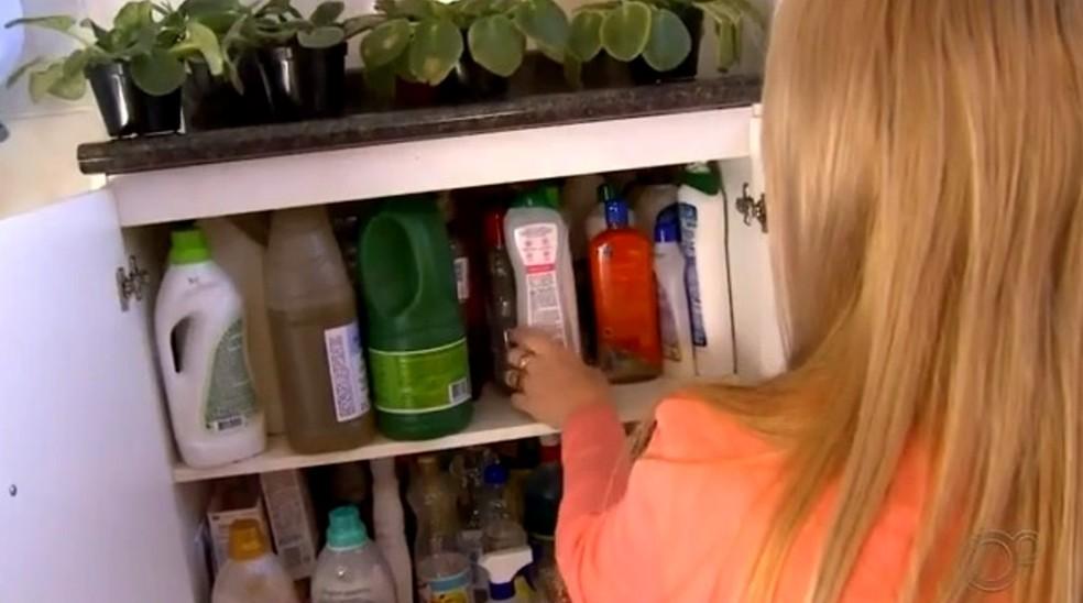 Casos de intoxicação com produtos de limpeza doméstica em crianças catarinenses crescem 30% em 2020