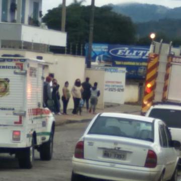 Parte de corpo é encontrada no rio, no bairro Canta Galo