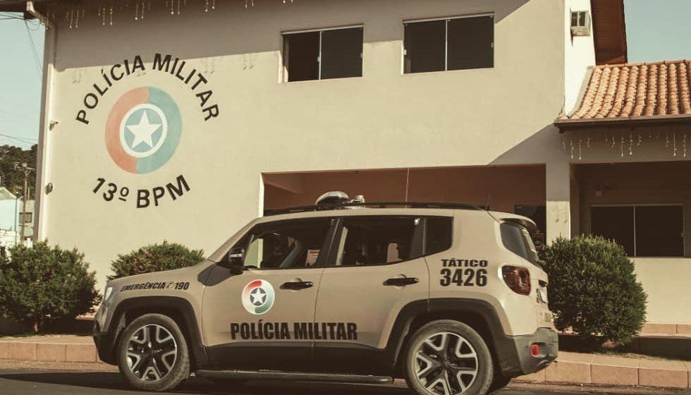 13º Batalhão de PM de Rio do Sul sedia Curso de Ações de Combate aos Crimes Violentos Contra o Patrimônio