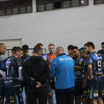 Equipe de futsal de Rio do Sul estreia no Campeonato Catarinense, em Xanxerê