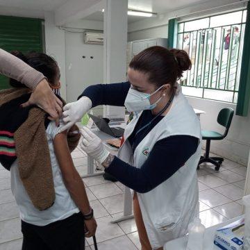 Rio do Sul realiza vacinação de pessoas em situação de rua