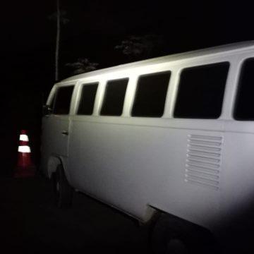 Homem é preso, em Ibirama, por dirigir embriagado