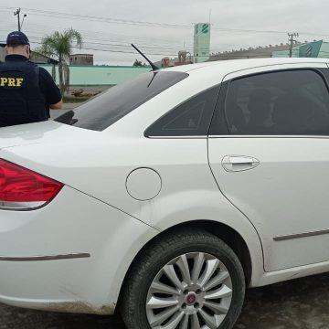 Adolescente, não Habilitado, é flagrado dirigindo na BR 470 em Pouso Redondo