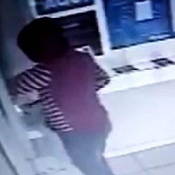 Homem que assaltou lotérica, em Atalanta, procura PM e devolve mais de R$ 14 mil