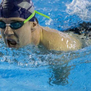 Bruno Becker, que representa Rio do Sul, obteve índice para os jogos paralimpicos
