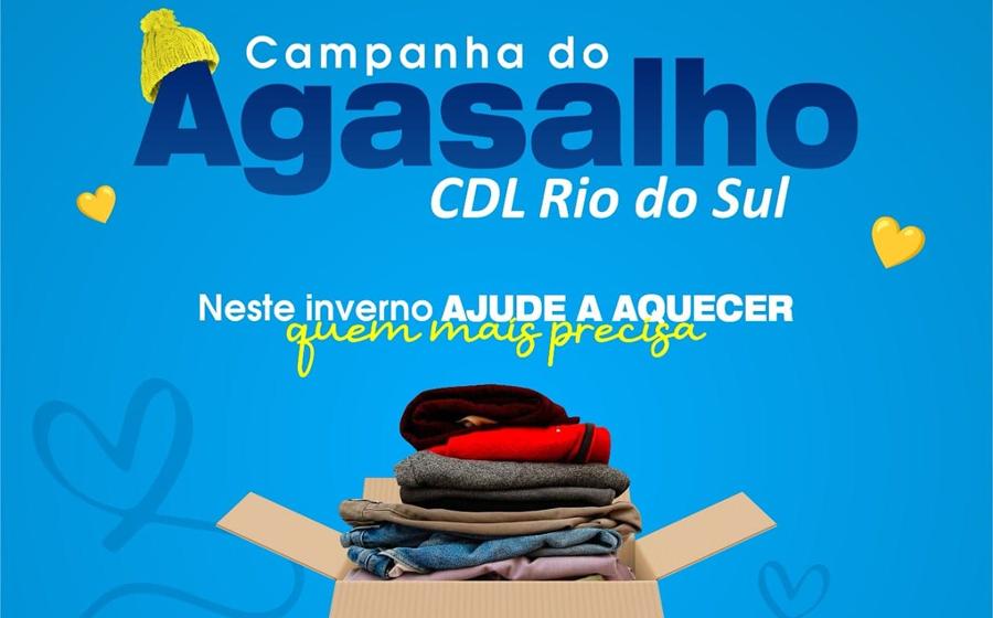 CDL entrega arrecadações da Campanha do Agasalho para Projeto Ser Sol