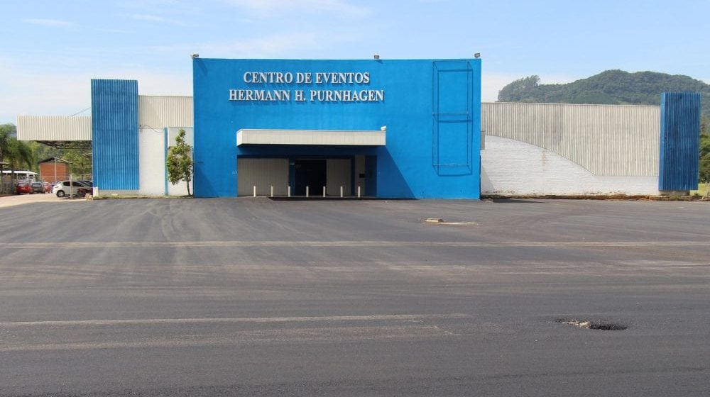 Nova Lei estabelece normas para uso do Centro de Eventos de Rio do Sul