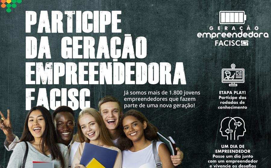 Inscrições para o Programa Geração Empreendedora  seguem até 25 de junho