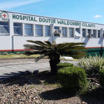 Direção do Hospital Waldomiro Colautti, de Ibirama, solicita ao estado ampliação da estrutura