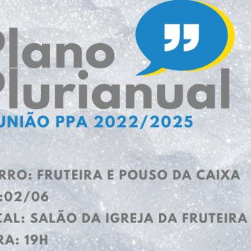 Trombudo Central reúne comunidades para elaborar Plano Plurianual