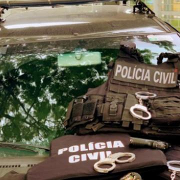 Policiais Civis se manifestam contrários a Reforma da Previdência do Estado