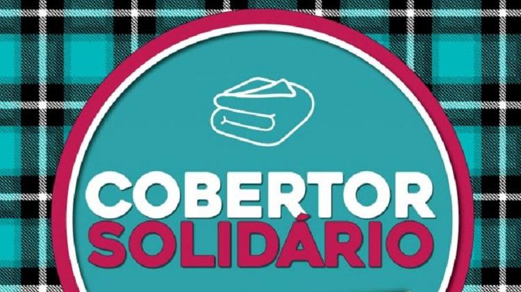 """Unidades escolares da região recebem doações para campanha """"cobertor solidário"""""""