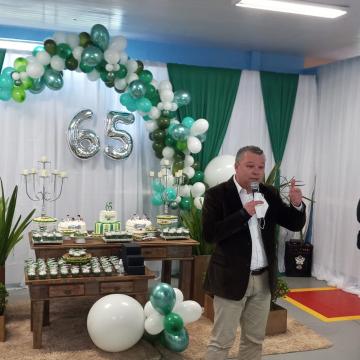 Hospital Samária de Rio do Sul comemora 65 anos de fundação