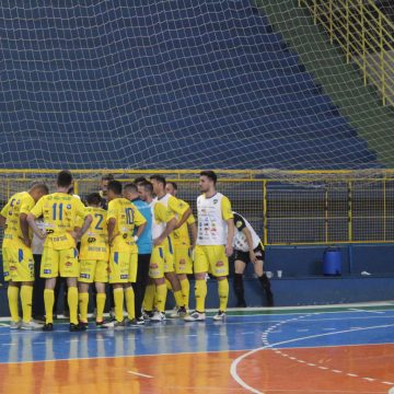 Em jogo de líderes, Rio do Sul encara Palmitos na Liga Catarinense de Futsal