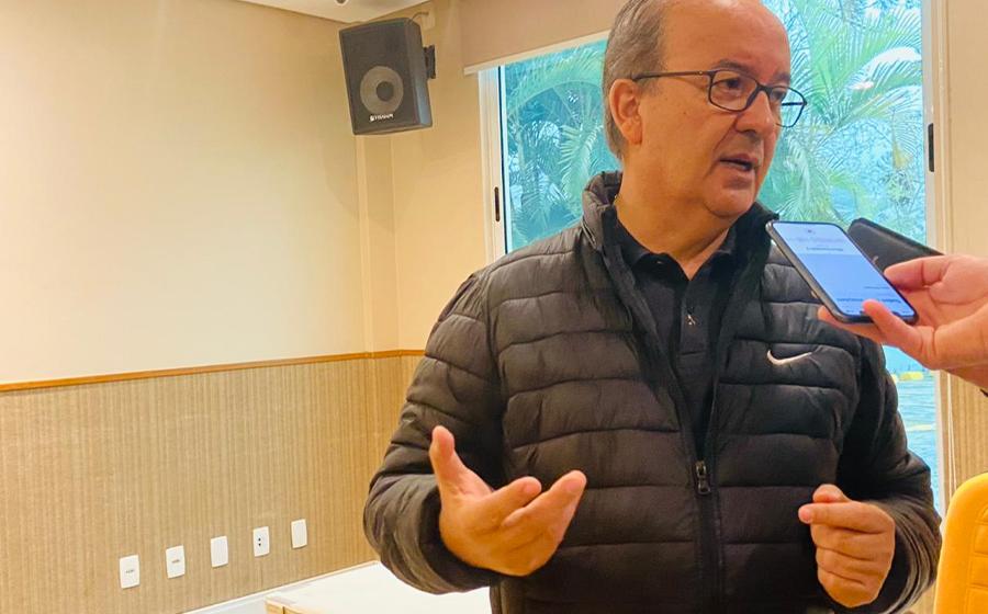 Senador Jorginho Mello cumpre agenda no Alto Vale para discutir demandas da região