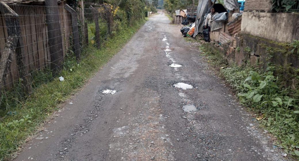 Moradores reclamam de condições de rua no bairro Barra do Trombudo
