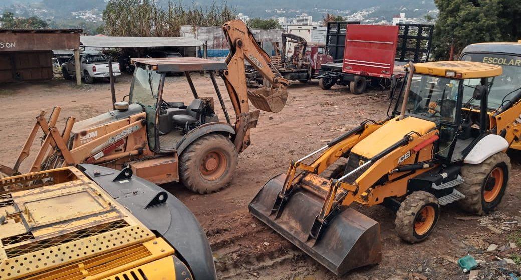 Empresas da região registram furtos de baterias de veículos pesados