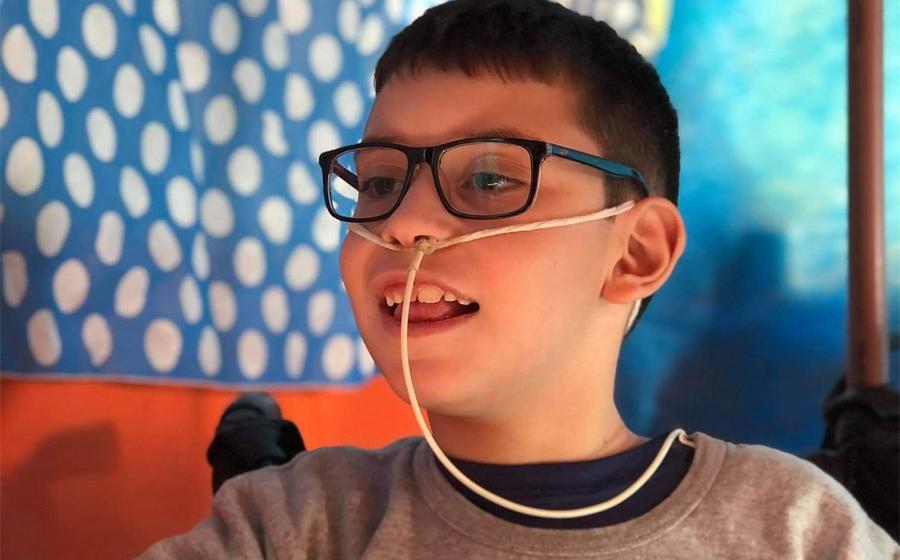 Família de Mirim Doce precisa de ajuda para tratamento de garoto com doença rara