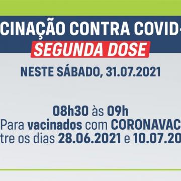Ituporanga  faz ação no sábado para imunização contra covid-19