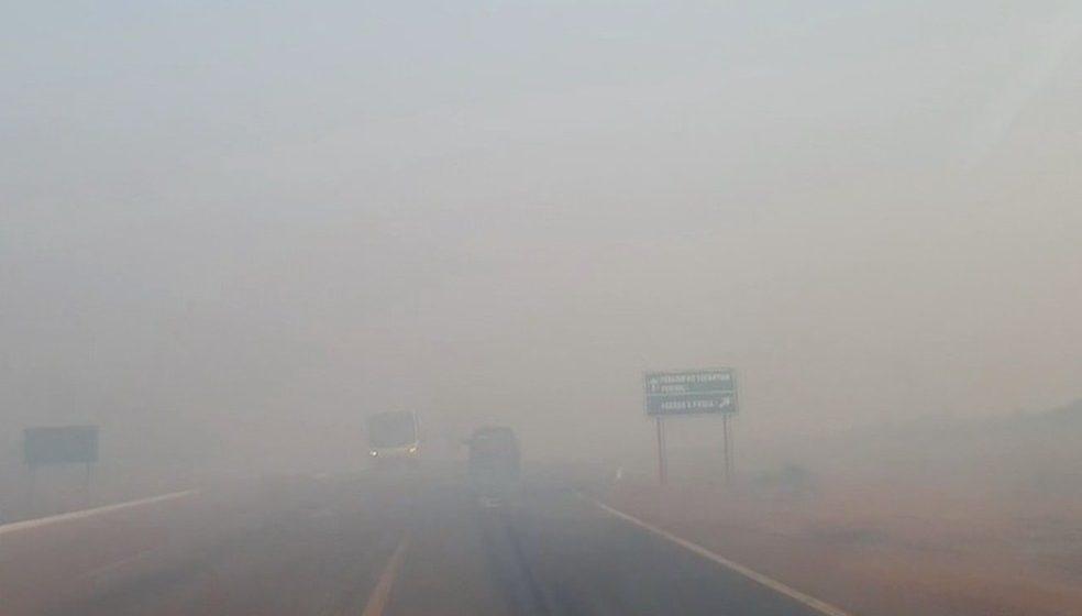 PRF traz orientações para o trânsito seguro sob condições de baixa visibilidade e dias frios