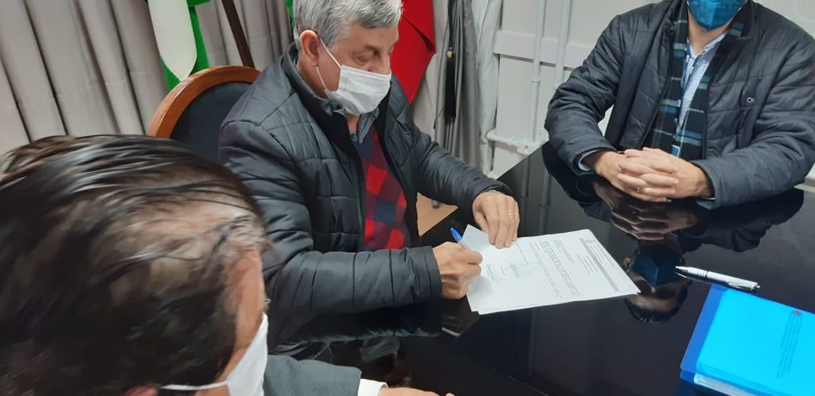 Presidente Getúlio vai instalar uma nova Estação de Tratamento de Água