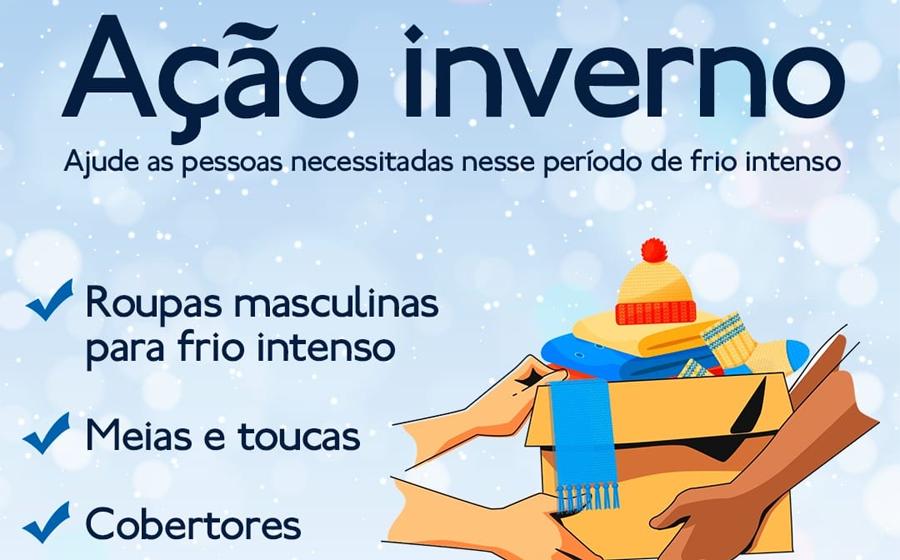 Ação inverno terá rondas noturnas para atendimento da população de rua de Rio do Sul