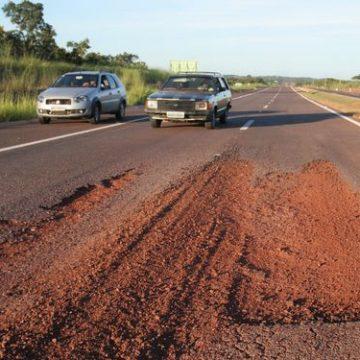 """Análise da situação de 1,2 mil quilômetros de rodovias estaduais mostra que """"operações tapa-buracos"""" já não resolvem mais os problemas"""