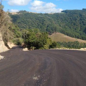 Tráfego de veículos na Serra do Tucano, entre Rio do Sul e Presidente Getúlio, será fechado temporariamente hoje