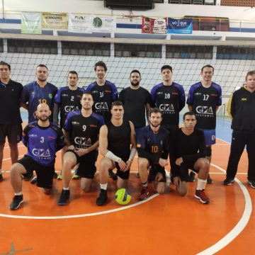 Vôlei adulto da FMD Rio do Sul participará do Campeonato Super 5 de Vôlei Masculino