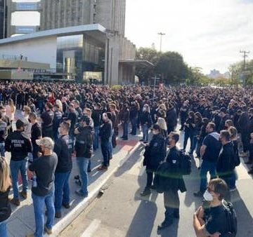 Policiais Civis lamentam decisão de parlamentares na Reforma da Previdência