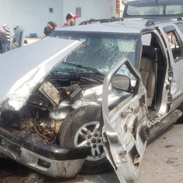 Colisão entre cinco veículos deixa criança de oito anos gravemente ferida em Ituporanga