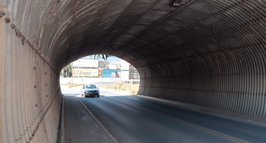 Vereadores de Rio do Sul cobram agilidade nas obras no túnel do Fundo Canoas